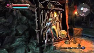 Kingdoms of Amalur Reckoning. Game Play PS3