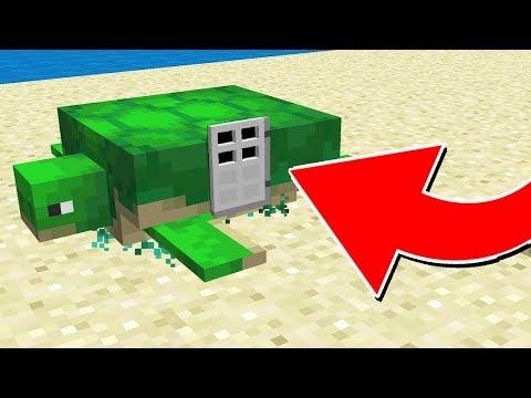 HEMMELIG SKILDPADDE BASE!! - Dansk Minecraft thumbnail