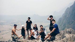 TRIP : Vang Vieng (ວັງວຽງ) 2016