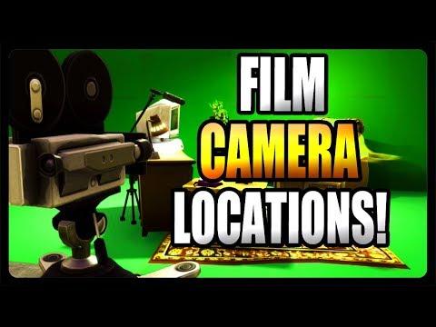 ALL Film Camera Locations!