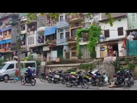 Day 1 - Arriving in Hanoi (Intrepid - The Best Of Vietnam And Cambodia)