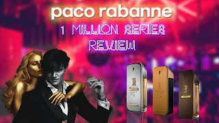 REVIEW PACO RABANNE 1 MILLION SERIES