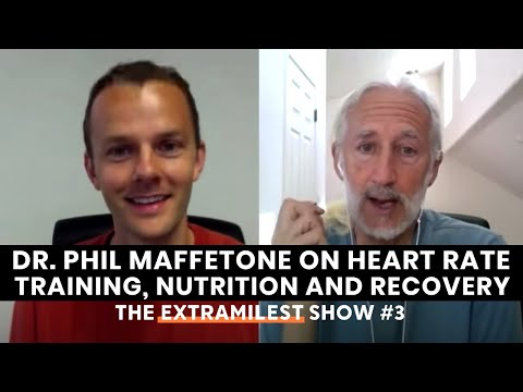 Dr. Phil Maffetone Interview by Floris Gierman about Heart Rate Training, Nutrition and Recovery