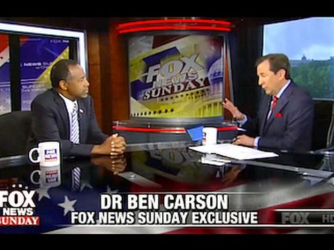 Ben Carson Looks Like A Fool In This Interview