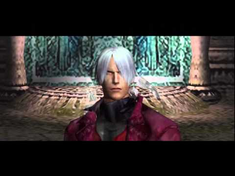 Devil May Cry 1 HD: Dante vs Griffon |