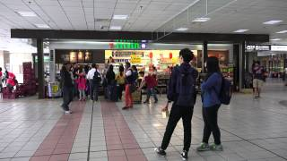 2015.4.25 台鐵 台北車站 東三門 7-11 超商