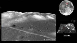 かぐや、アポロ15号の着陸の痕跡を確認(キャプ付き)
