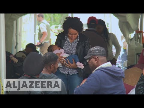 Haitians react to Trump's decision to end 'protected' status