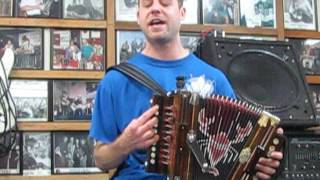 Cajun music at Martin Accordians