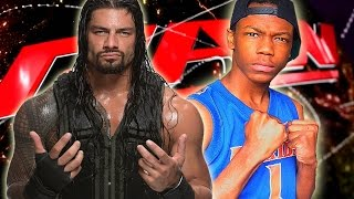Roman Reigns Fights Me AGAIN! | WWE 2K15 MyCareer Part 58!