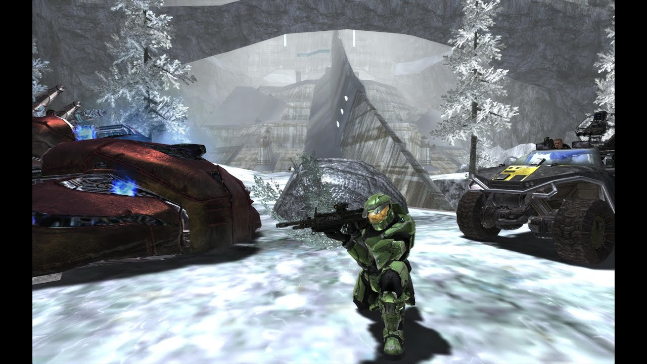 CMT SPV3 for Halo CE Former Release Date Trailer (download @  reddit com/r/halospv3)
