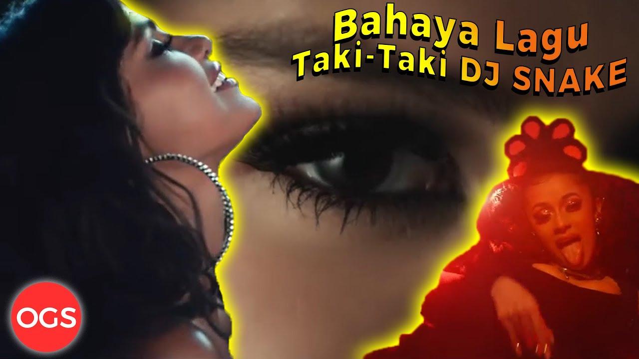 Lagu Taki - Taki DJ SNAKE Lagu Untuk  Menyembah Setan ??
