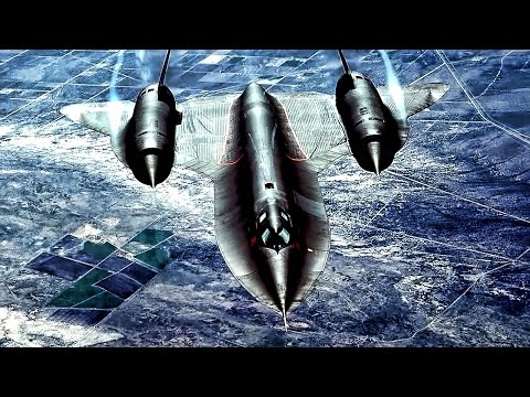Lockheed SR-71 Blackbird • The World