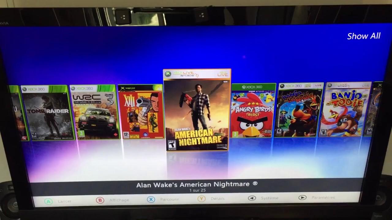[Xbox 360] Xbox 360 Slim Trinity + Corona V1 – RGH 2 0 avec Puce X360ACE