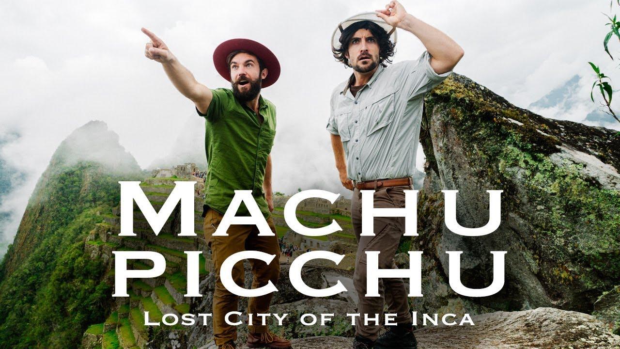 Machu Picchu, Peru |  The Lost City of the Inca
