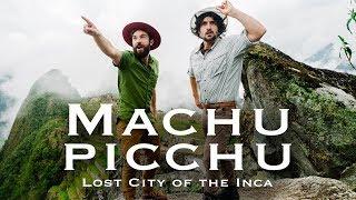 Machu Picchu, Peru   The Lost City Of The Inca