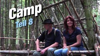 Bushcraft Camp - Besuch Von Claudia - Teil 8