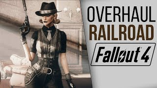 5 Mods to Improve the Railroad in Fallout 4
