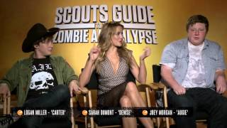 SCOUTS GUIDE TO THE ZOMBIE APOCALYPSE Feature - Movie Juice
