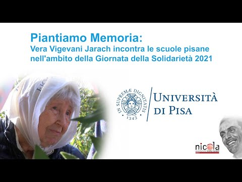 Piantiamo Memoria: testimonianza