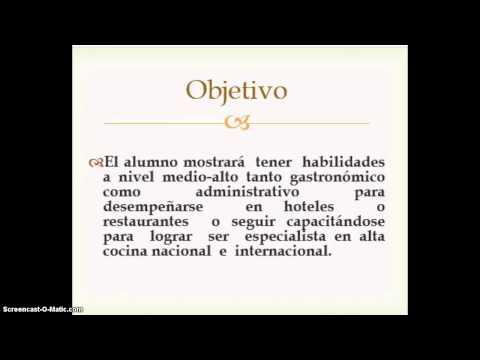 Gastronomía  Cultural Plantel  Santiago