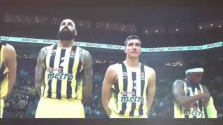 Fenerbahçe'nin Euroleague Şampiyonluğu Klibi   100 Yıl Marşı Video