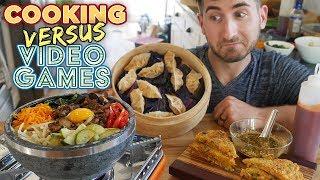 Three Easy Korean recipes