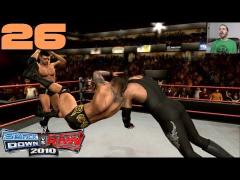 WWE SmackDown vs. Raw 2010: Road to WrestleMania #26
