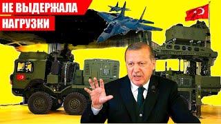 """""""НЕ ВЫДЕРЖАЛА НАГРУЗКИ"""": МиГ-29 во время масштабной атаки сожгли турецкий комплекс РЭБ """"Koral""""..."""