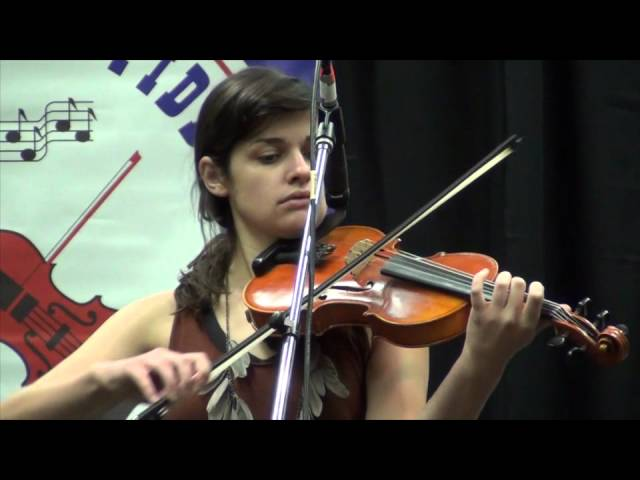 "Rachel Baiman - 2012 GMFC ""Traditional"" Division Top 5 Championship Round - 2nd Place Performance"