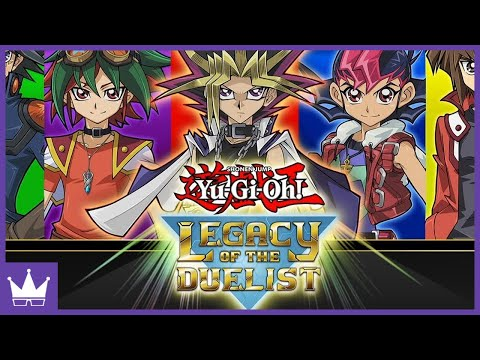 Twitch Livestream | Yu-Gi-Oh! Legacy of the Duelist Part 1 [Xbox One]