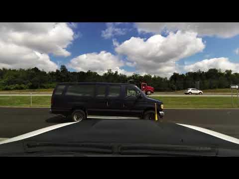 Time Lapse Video Angola Travel Plaza, NY - LeRoy, NY 7.11.17