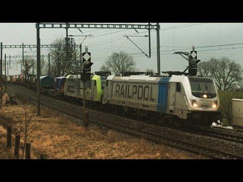 [FR/DE] Trafic ferroviaire/Bahnverkehr Einigen - 21.01.2018 - Transports Publics Suisses