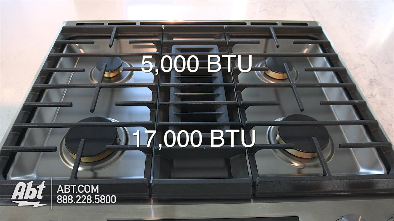 Jenn Air 30 Stainless Steel Slide In Electric Downdraft Range Jes1750es Overview Youtube
