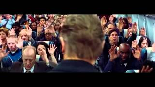Дублированный трейлер фильма «Воздушный маршал»