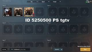 TamilGamersTV [ Custom Room matches ] PUBG Mobile LIVE (  QUEEN ah Kanoom !!!! )