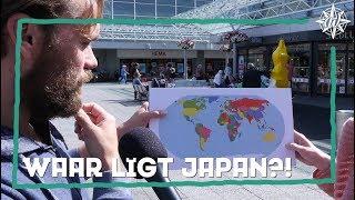 WAAR LIGT JAPAN?! - WANDER VAKANTIE VIDEO #11