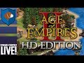 AGE OF EMPIRES 2 HD | ONLINE MULTIPLAYER | SUB GAMES!!