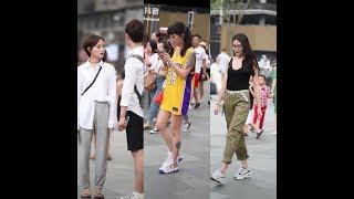 P24 Street Style Thời Trang Cực Chất đường phố của giới trẻ Trung Quốc Street Style In China