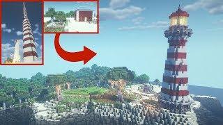 Transforming PewDiePie's Minecraft Summer House