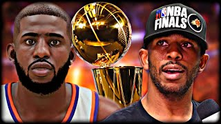 Winning CHRIS PAUL a RING... Rebuilding the SUNS after the Finals
