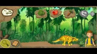 Мультик игра Поиски динозавров (Dino Dig)