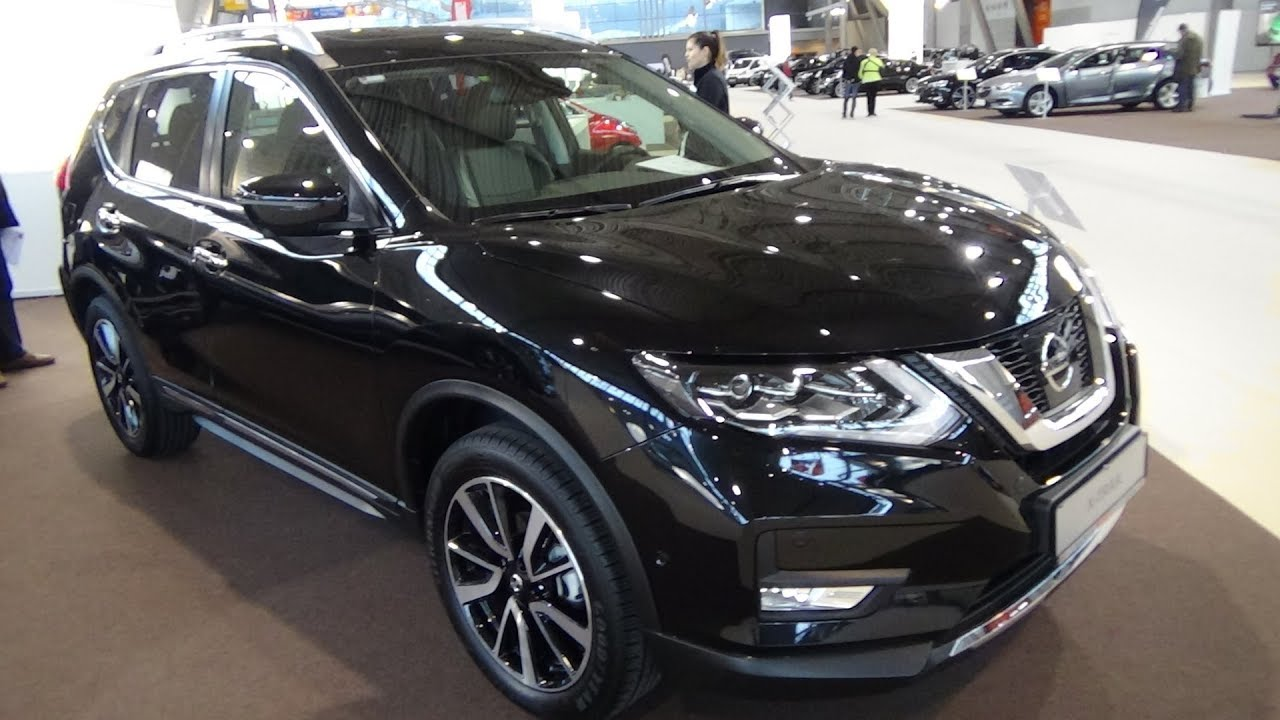 2018 nissan x trail tekna 1 6 dig t exterior and interior autotage stuttgart 2017 youtube. Black Bedroom Furniture Sets. Home Design Ideas