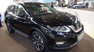 2018 Nissan X-Trail Tekna 1.6 DIG-T - Exterior and Interior - Autotage Stuttgart 2017