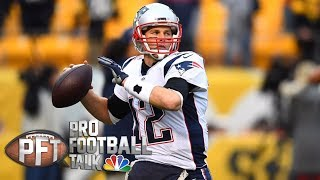 Patriots making uncharacteristic mistakes | Pro Football Talk | NBC Sports