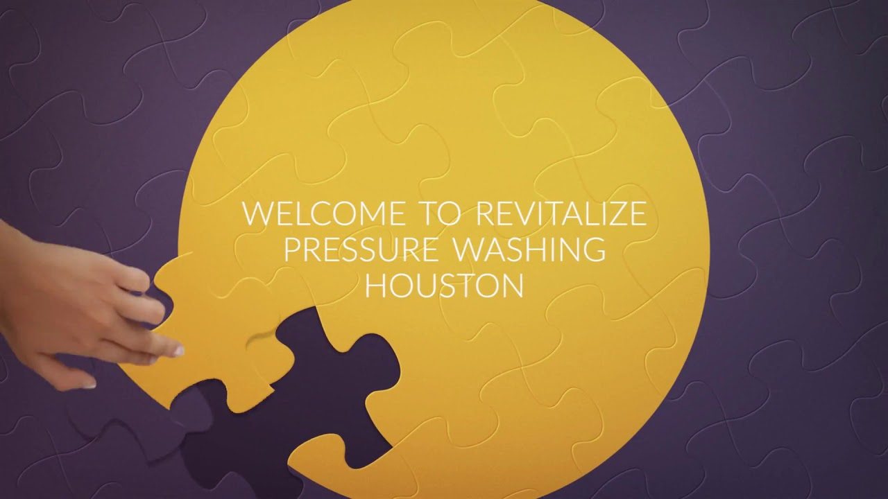 Revitalize Pressure Washing in Houston