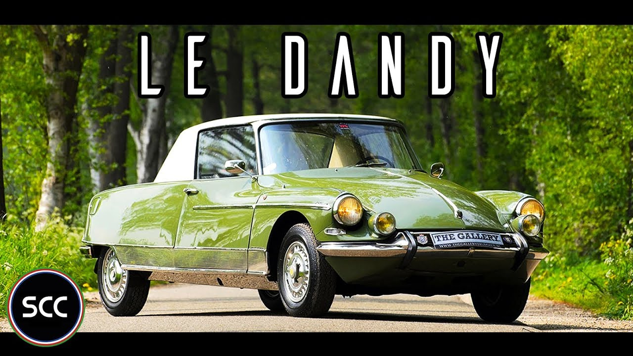 Citron ds 21 m coup le dandy 1965 henri chapron full test citron ds 21 m coup le dandy 1965 henri chapron full test drive in top gear scc tv youtube vanachro Choice Image
