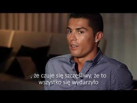 Cristiano Ronaldo -  Człowiek, który się nie poddał