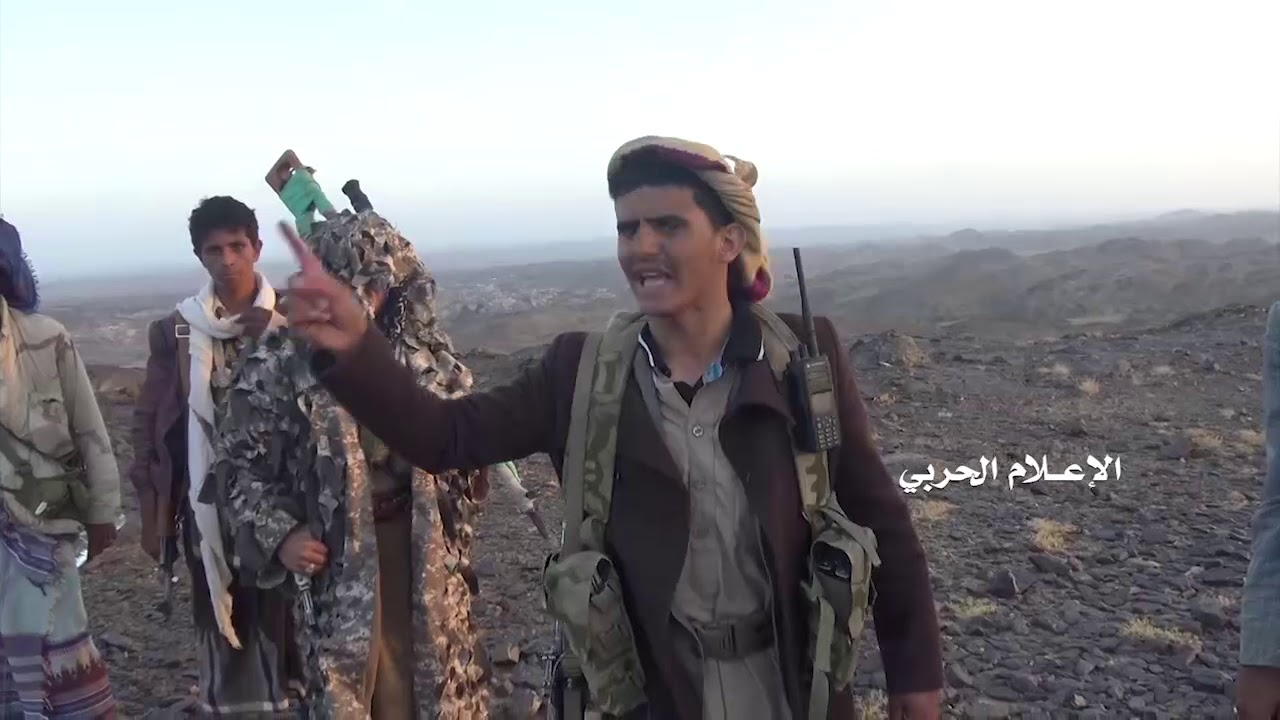 A complete film of the war and progress of the Yemeni forces