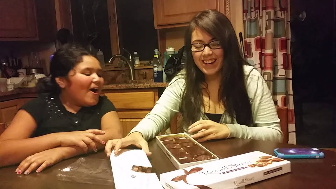 Chocolate candy box money prank  sc 1 st  YouTube & Chocolate candy box money prank - YouTube Aboutintivar.Com